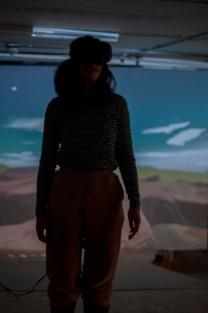 Emanuel Tomozei - VR Installation